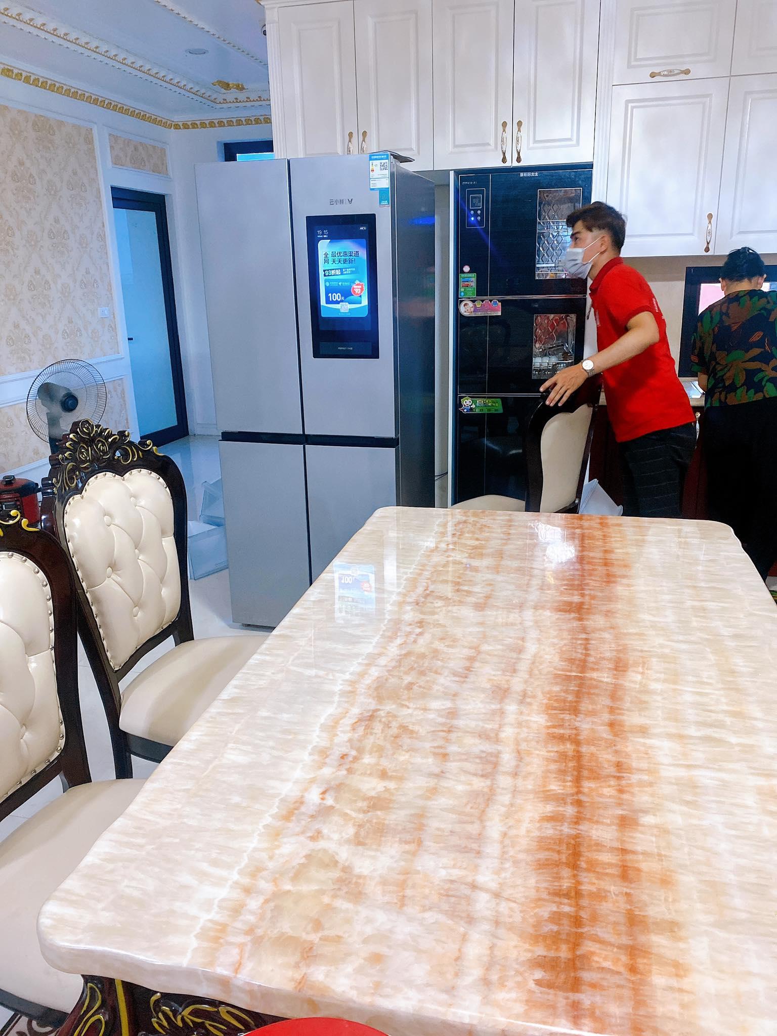 Sửa tủ lạnh Sharp uy tín tại nhà | Chế độ bảo hành nên tới 12T.