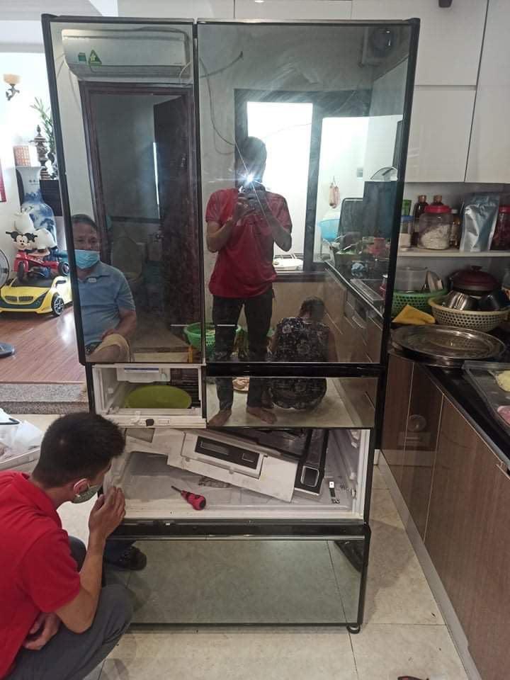Sửa tủ lạnh Aqua tại nhà | Kỹ thuật được đào tạo chuyên nghiệp