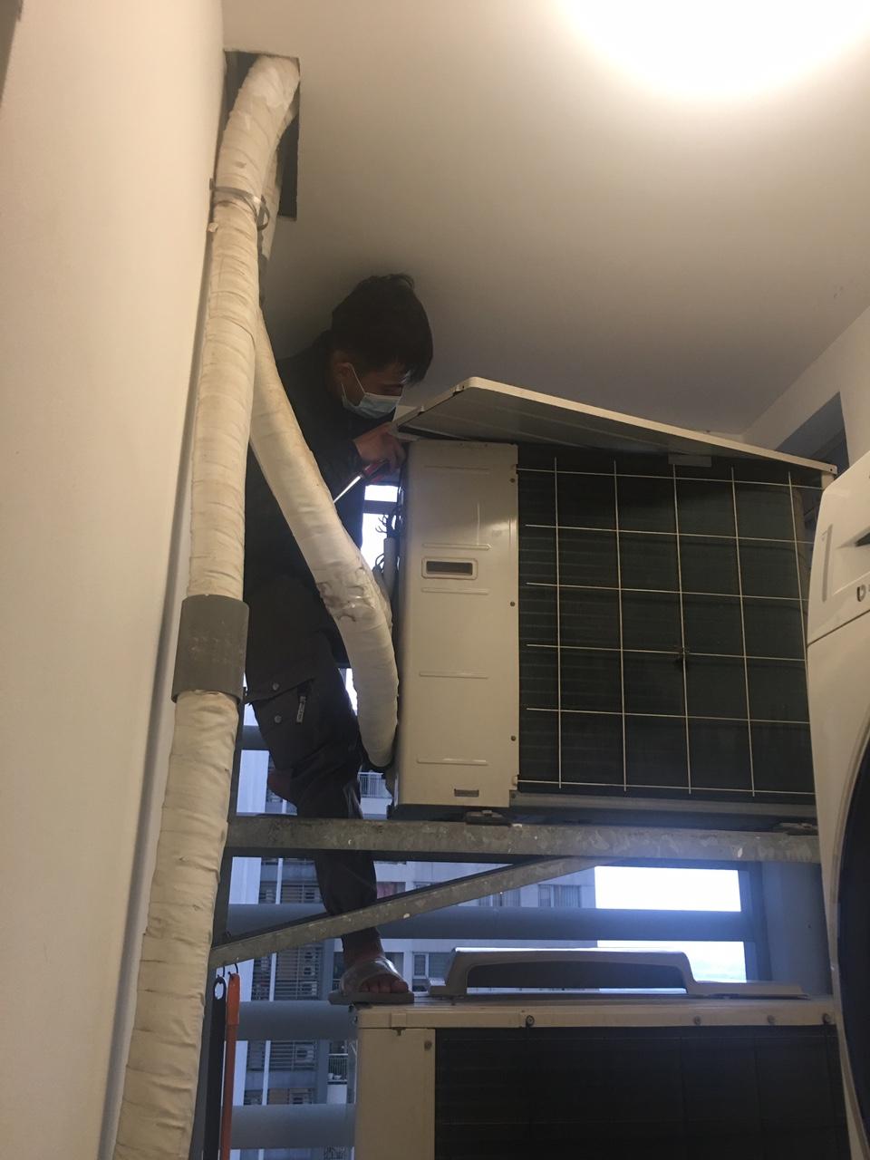 Dịch vụ sửa chữa bảo dưỡng điều hoà tại hà nội 24/7 | Hanoi Home Fix