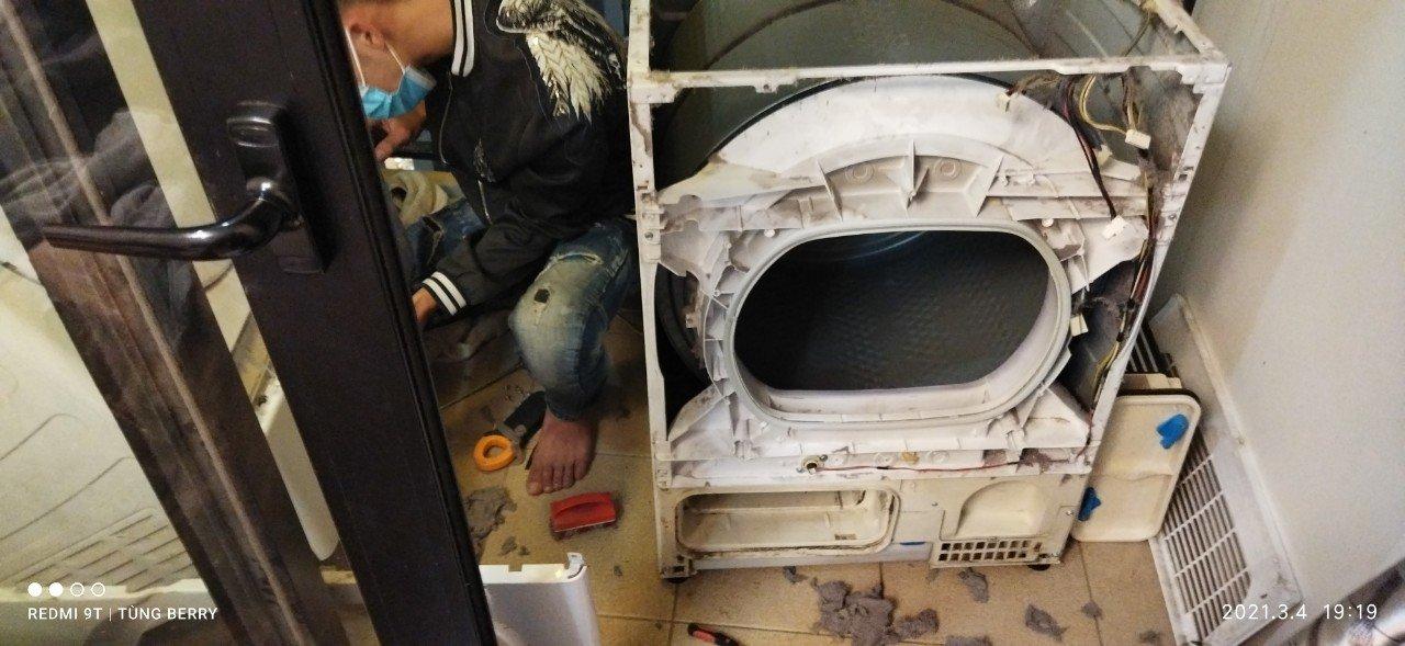 Dịch vụ bảo hành máy giặt electrolux   Bảo hành dài hạn