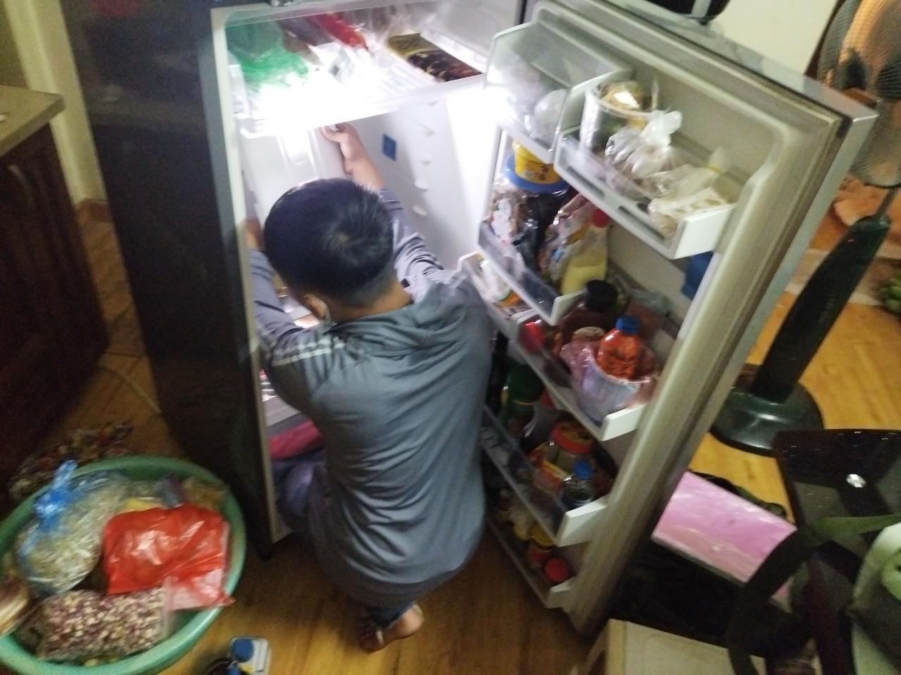 bảo dưỡng tủ lạnh