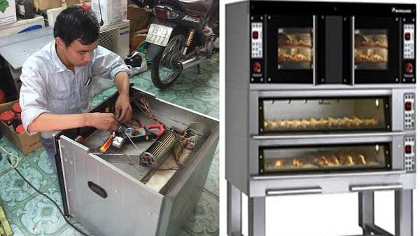 Sửa lò vi sóng tại Hà Nội an toàn và chất lượng
