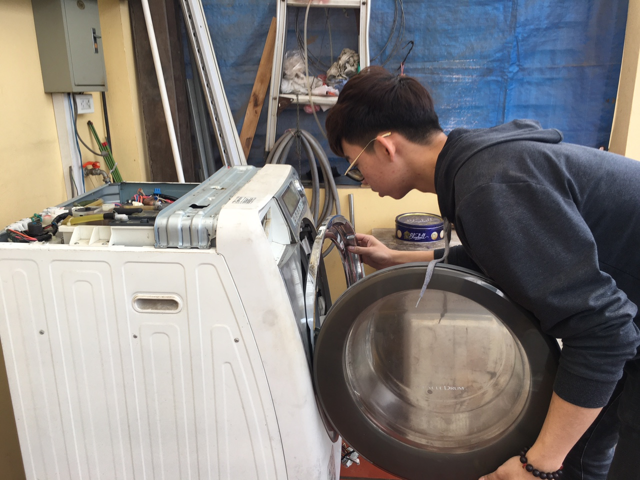 Sửa máy giặt tại Thanh Xuân | Phục vụ tận tâm, giá cả hợp lý