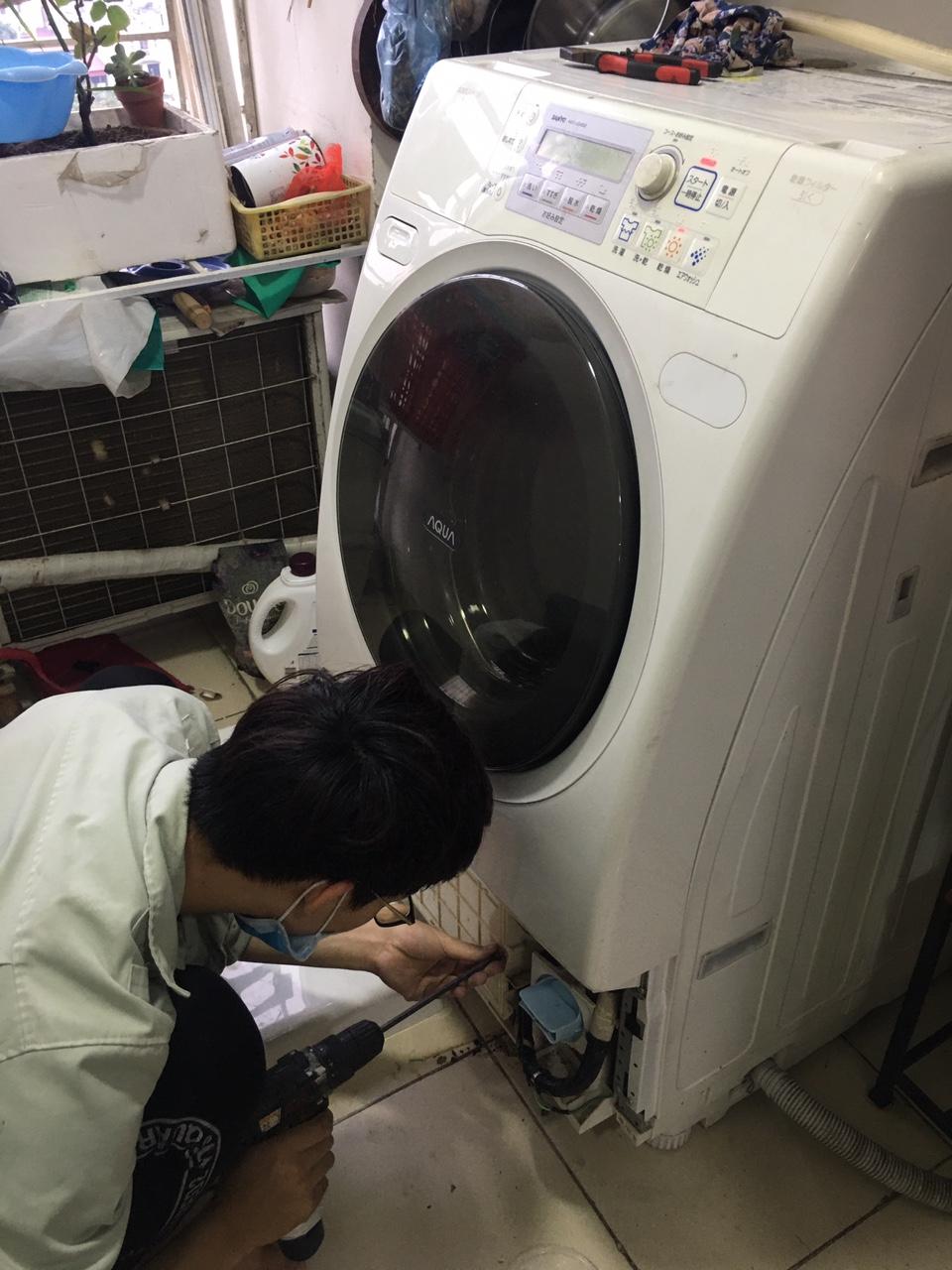 Sửa máy giặt tại Hà Đông - Địa chỉ chất lượng cho mọi nhà