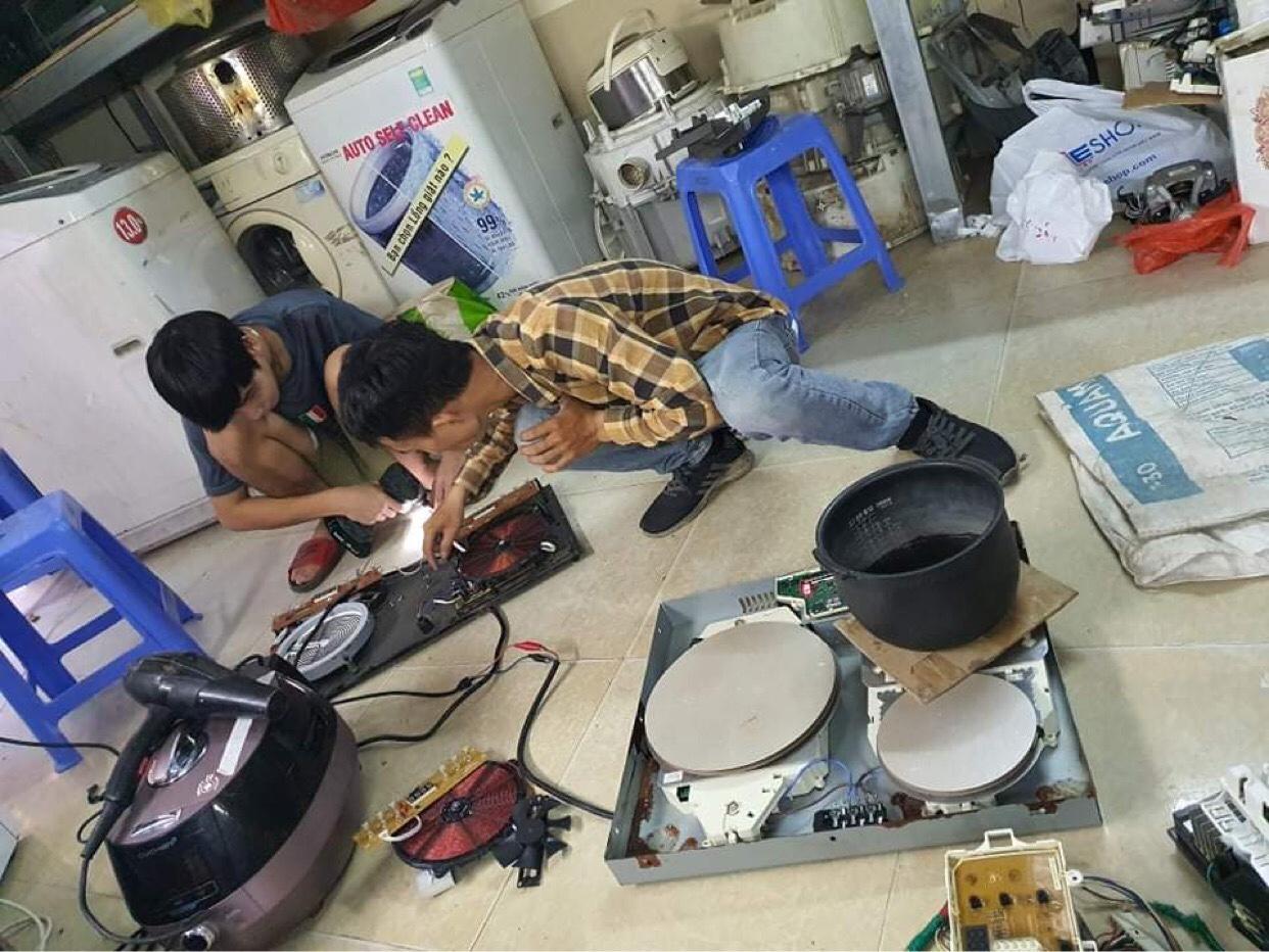 Sửa bếp từ uy tín tại công ty Hà Nội Home Fix | Dịch Vụ Top 3 Hà Nội
