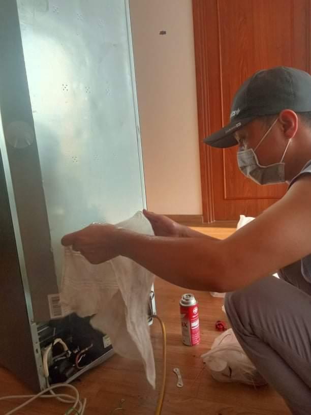 Dịch vụ sửa chữa tủ lạnh Toshiba uy tín tại Hà Nội | Có mặt sau 30f