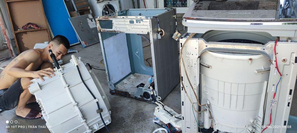 Bảng mã lỗi máy giặt Toshiba   Trung tâm điện lạnh Hà Nội Home Fix