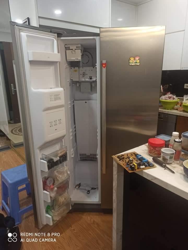 Địa chỉ sửa tủ lạnh Toshiba uy tín