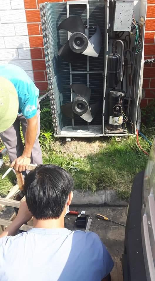 Cục nóng điều hòa không chạy | Cách khắc phục hiệu quả nhất